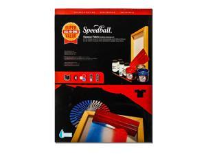 Speedball Art Products Super Value Opaque Screen Printing Kit kit