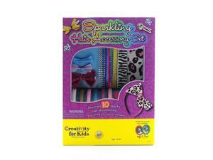 Faber-Castell Fashion Sparkling Hair Accessory Set each