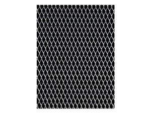 AMACO WireForm Metal Mesh aluminum woven sparkle mesh - 1/8 in. pattern mini-pack