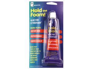 Beacon Hold The Foam Adhesive 2 oz.  [Pack of 4]