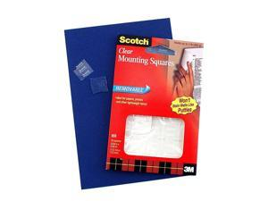 3M Removable Mounting Squares pack of 35