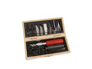 X-ACTO Deluxe Woodcarving Set carving set