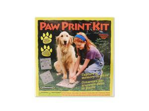 Midwest Products Dog Paw Print Kit stepping stone kit