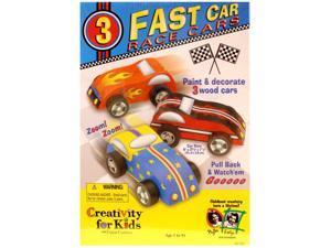 Faber-Castell Fast Car Race Cars Kit kit