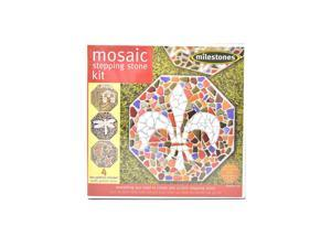 Midwest Products Mosaic Stepping Stone Kit mosaic stepping stone kit