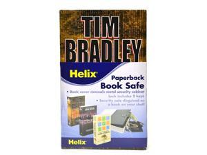 HELIX Homesafe Paperback Book Safe 4 1/4 in. x 7 1/8 in.