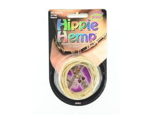 Pepperell Braiding Company Hippy Hemp 2.0 mm x 24 ft. roll