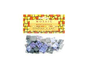 Mosaic Eye Publishing Crafter's Cut Gems - Sparkle Series pluto 3/16 in. 1/6 lb. bag