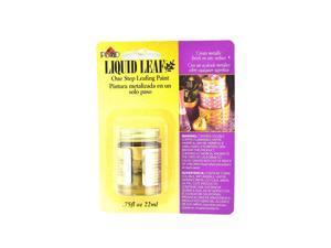 PLAID Liquid Leaf brass