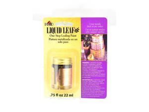 PLAID Liquid Leaf classic gold