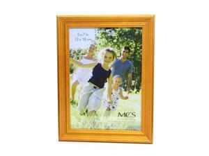 MCS Solid Wood Frame oak 5 in. x 7 in.