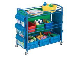 all-purpose teaching cart