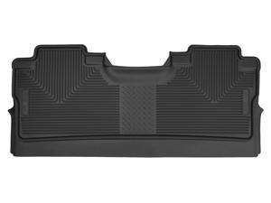 Husky Liners X-act Contour Series 2nd Seat Floor Liner (Footwell Coverage) 53471 2015 Ford  Ford F-150