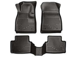 Husky Liners Weatherbeater Series Front & 2Nd Seat Floor Liners 98271 2013-2015  Buick Encore