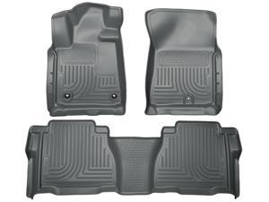 Husky Liners Weatherbeater Series Front & 2Nd Seat Floor Liners 99592 2012-2013  Toyota Tundra