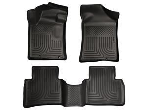 Husky Liners Weatherbeater Series Front & 2Nd Seat Floor Liners 99641 2013-2015  Nissan Altima