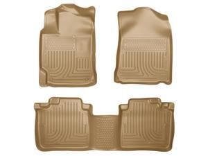 Husky Liners Weatherbeater Series Front & 2Nd Seat Floor Liners 98963 2013-2014  Lexus ES300h