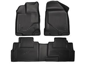Husky Liners Weatherbeater Series Front & 2Nd Seat Floor Liners 99761 2007-2014  Ford Edge