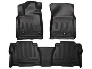 Husky Liners Weatherbeater Series Front & 2Nd Seat Floor Liners 99591 2012-2013  Toyota Tundra