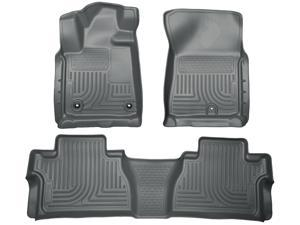Husky Liners Weatherbeater Series Front & 2Nd Seat Floor Liners 99582 2014-2015  Toyota Tundra