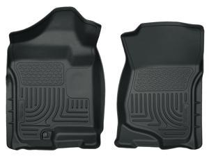 Husky Liners Weatherbeater Series Front Floor Liners 18202 2007-2014  Cadillac Escalade