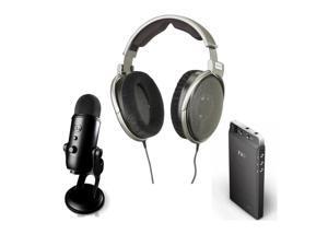Sennheiser HD650 Hi-Fi Headphone Bundle