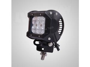Zone Tech 18w Cree Spot Led Work Light Bar LED Off Road LED Work Light Worklamp Spot Beam ATV SUV Jeep Mine Boat Lamp