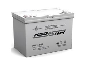 Power-Sonic 12V 340W/Cell UPS Battery - PHR-12350
