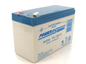 Power-Sonic PS-1280 F2 Sealed Lead Acid Battery