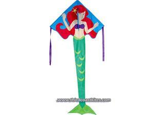 46in Arianna Mermaid - Large Easy Flyer Kite - Best kids kite!