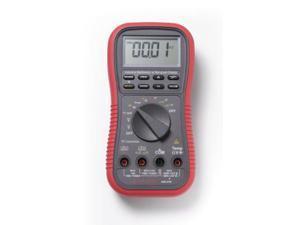AMPROBE AM-270 Digital Multimeter, 50 MOhms, 1000V, 10A