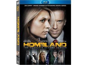 Homeland #58; The Complete Second Season  #91;Blu-ray #93;