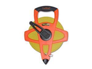 Lufkin FM100CME 2-Sided, Metric/English 13mm 1/2-Inch x 100m 328-Foot Hi-Viz Orange Fiberglass