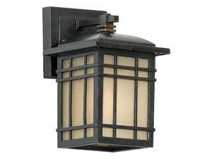 Quoizel 1 Light Hillcrest Outdoor Sconce in Imperial Bronze - HC8406IB