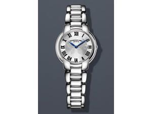 Raymond Weil Jasmine Silver Dial Stainless Steel Ladies Watch 5229-ST-01659