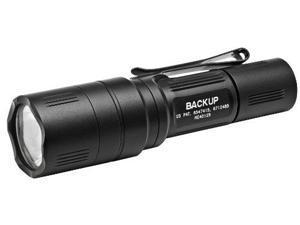 "4.40"" Tactical Handheld Flashlight, Surefire, EB1C-B-BK"