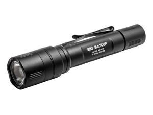 Surefire EB2C-A-BK Backup Dual Output 500 Lumens LED Tactical Flashlight - Black