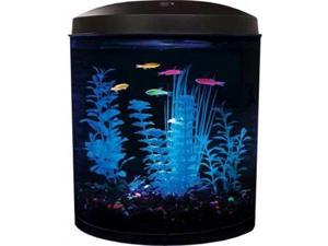Aquarius Aq35000gpc Glofish 180 3-1/2-Gallon Aquarium Kit