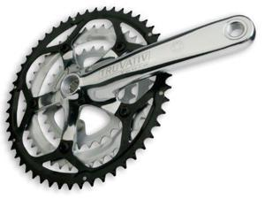 Truvativ Touro Polished Triple PS Crankset (175mm)