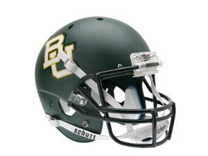 NCAA Baylor Bears Replica XP Helmet - Alternate 2 (Matte Dark Green)