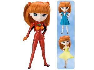 Neon Genesis Evangelion Asuka Langley Pullip Fashion Doll