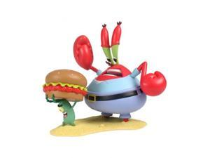 SpongeBob SquarePants Mini Figure World Series 1 - Mr Krabs & Plankton