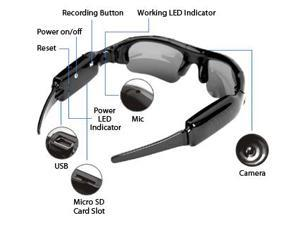 SPY SG 8GB Spy Glasses 8GB
