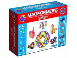 Magformers Magnetic Smart Set - 144 Pieces