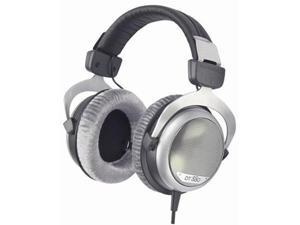 Beyerdynamic DT880 Semi Open Back Design Premium Stereo Headphone ( 32 Ohms ) w/ Excellent Ambient Noise Attenuation DT 880