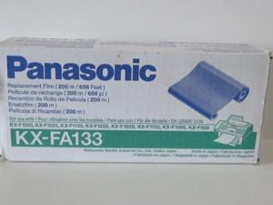 Panasonic KX FA133 Print film ribbon Replacement Cartridge For Office/Home Fax Machine