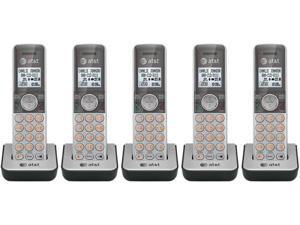 AT&T CL80101 ( 5 Pack )  1.9GHz Extra Handset / Charger Caller ID Speakerphone !