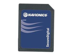 Navionics Update Card MSD/NAVU-NI High Definition Navigational Software Update Chip New