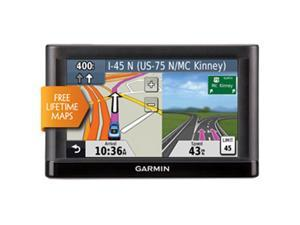 "Garmin Nuvi 52LM 010-01115-01 lower 49 States 5"" GPS With Lifetime Map Updates"