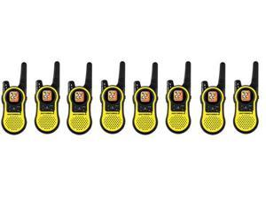 Motorola MH230R (8 Pack) Two Way Radio / Walkie Talkie